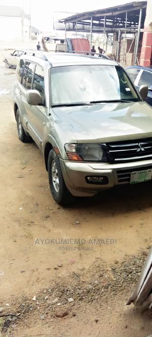 Mitsubishi Montero Sport 2010 Green | Cars for sale in Bayelsa State, Yenagoa