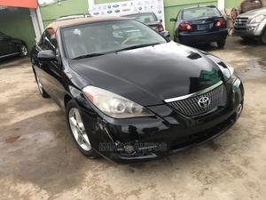Toyota Solara 2007 Black | Cars for sale in Lagos State, Ogba