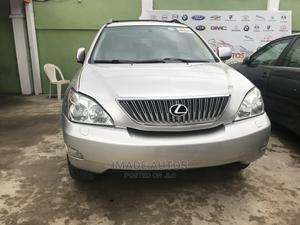 Lexus RX 2005 330 Silver | Cars for sale in Lagos State, Ogba