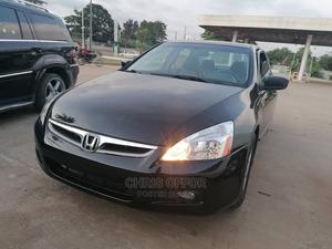 Honda Accord 2006 Black | Cars for sale in Lagos State, Yaba