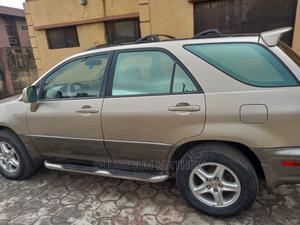 Lexus RX 2002 Gold | Cars for sale in Lagos State, Ifako-Ijaiye