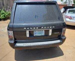 Land Rover Range Rover Vogue 2007 Black | Cars for sale in Lagos State, Magodo
