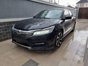 Honda Accord 2017 Black | Cars for sale in Lagos State, Amuwo-Odofin