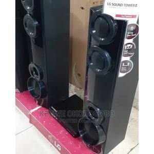 LG HOME THEATRE (Bodyguard) LHD675BG 1000 Watt, Bluetooth   Audio & Music Equipment for sale in Lagos State, Alimosho