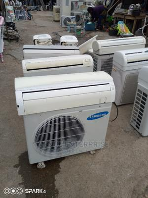 1hp and 1.5 SAMSUNG AC   Home Appliances for sale in Lagos State, Surulere