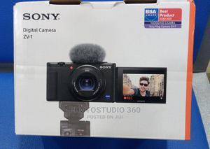 Sony ZV-1 (Brand New) | Photo & Video Cameras for sale in Lagos State, Lagos Island (Eko)