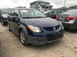 Pontiac Vibe 2004 Automatic Blue | Cars for sale in Lagos State, Ajah