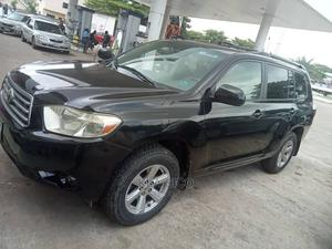 Toyota Highlander 2008 Black | Cars for sale in Abuja (FCT) State, Gwarinpa