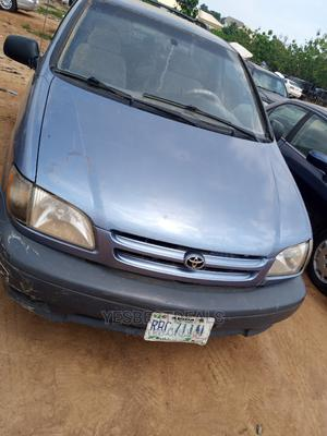 Toyota Sienna 2001 LE Blue | Cars for sale in Abuja (FCT) State, Garki 2