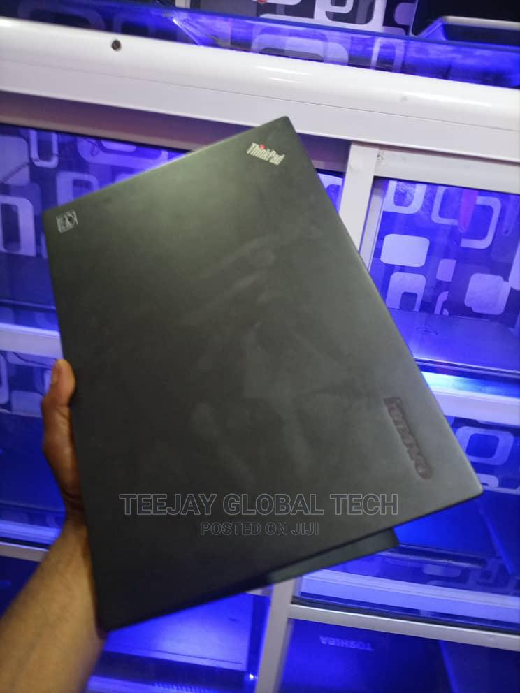 Laptop Lenovo ThinkPad T450 8GB Intel Core I5 HDD 1T   Laptops & Computers for sale in Ikeja, Lagos State, Nigeria