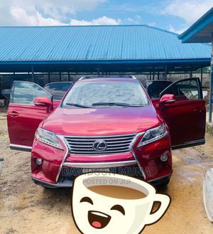 Lexus RX 2014 350 AWD Red   Cars for sale in Enugu State, Enugu