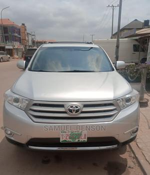 Toyota Highlander 2011 Limited Silver | Cars for sale in Lagos State, Ipaja