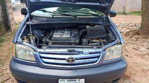 Toyota Sienna 2002 CE Blue | Cars for sale in Edo State, Benin City