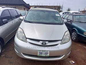 Toyota Sienna 2007 LE 4WD Silver   Cars for sale in Edo State, Benin City