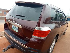 Toyota Highlander 2011 Red   Cars for sale in Lagos State, Agege