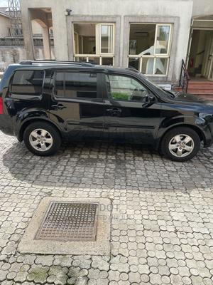 Honda Pilot 2009 LX 4dr SUV (3.5L 6cyl 5A) Black | Cars for sale in Lagos State, Ikoyi