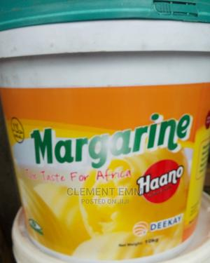 Haano 10kg Bakery Margarine Very Nice Ok Super Testy | Restaurant & Catering Equipment for sale in Rivers State, Port-Harcourt