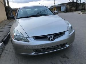Honda Accord 2004 Silver   Cars for sale in Lagos State, Ogudu