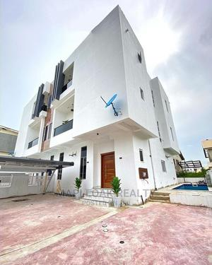 4bdrm Townhouse in Lekki for Sale | Houses & Apartments For Sale for sale in Lagos State, Lekki