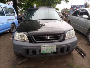 Honda CR-V 2000 Black | Cars for sale in Lagos State, Amuwo-Odofin