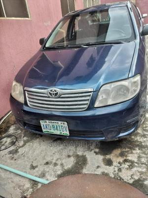 Toyota Corolla 2006 Blue | Cars for sale in Lagos State, Kosofe