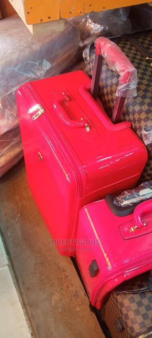 Red Travel Bag | Bags for sale in Lagos State, Ipaja