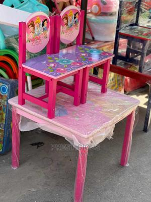 Children Table and Chair | Children's Furniture for sale in Lagos State, Yaba