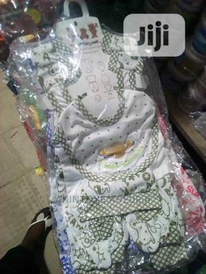Baby New Born 8 in 1 Pieces Arrival Wears Unisex Colours   Children's Clothing for sale in Lagos State, Lagos Island (Eko)