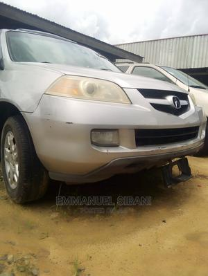 Acura MDX 2004 Sport Utility Gray   Cars for sale in Rivers State, Port-Harcourt