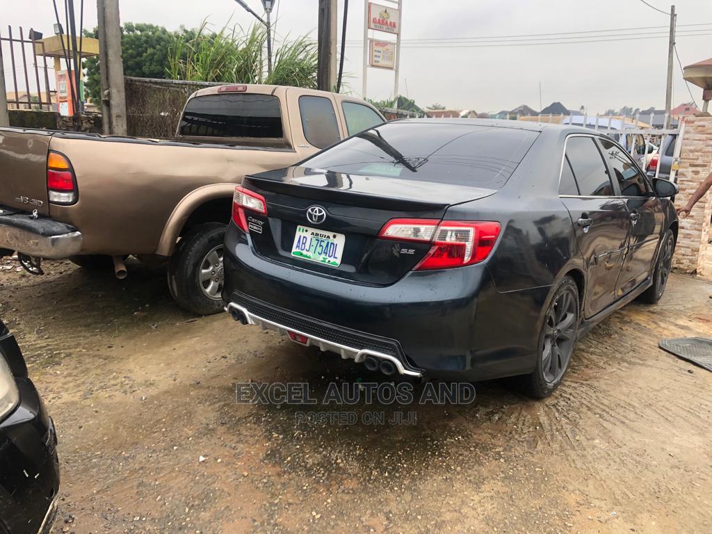 Toyota Camry 2014 Blue | Cars for sale in Ikorodu, Lagos State, Nigeria