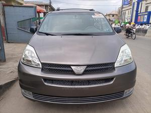 Toyota Sienna 2004 LE FWD (3.3L V6 5A) Gray | Cars for sale in Lagos State, Amuwo-Odofin