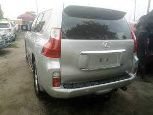 Lexus GX 2015 460 Base Silver   Cars for sale in Lagos State, Apapa