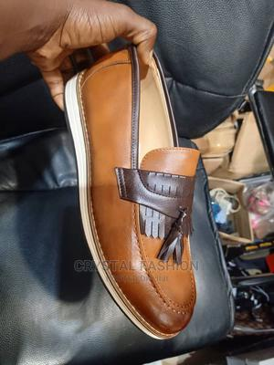 Pure Gucci Leather Shoe   Shoes for sale in Lagos State, Isolo