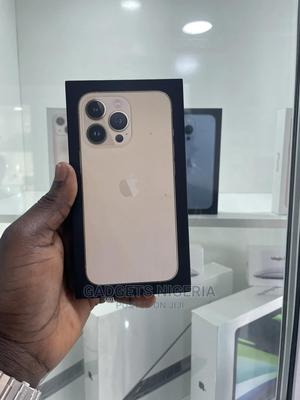 New Apple iPhone 13 Pro 256 GB Gold   Mobile Phones for sale in Lagos State, Lekki
