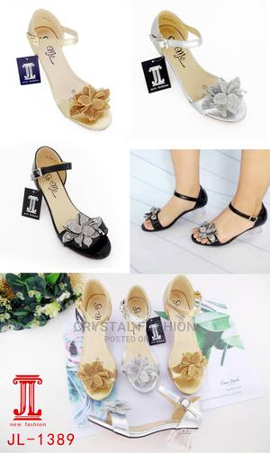 Baby Girl Outing Heel Shoe | Children's Shoes for sale in Lagos State, Isolo