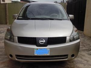 Nissan Quest 2004 3.5 SL Gold   Cars for sale in Lagos State, Alimosho