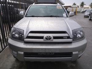 Toyota 4-Runner 2003 4.7 Silver | Cars for sale in Lagos State, Ikeja