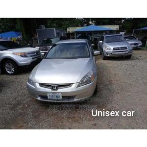 Honda Accord 2004 Automatic Silver | Cars for sale in Abuja (FCT) State, Garki 2