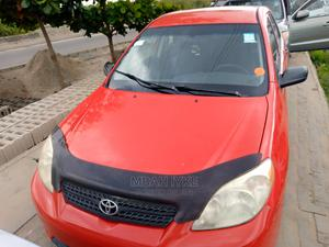 Toyota Matrix 2005 Red | Cars for sale in Lagos State, Ojo