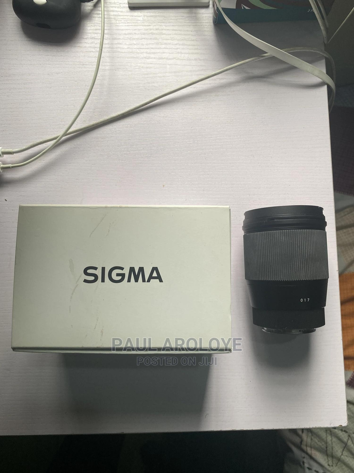 Sigma 16mm Lens For Canon | Accessories & Supplies for Electronics for sale in Lekki, Lagos State, Nigeria