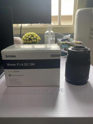 Sigma 16mm Lens For Canon | Accessories & Supplies for Electronics for sale in Lagos State, Lekki