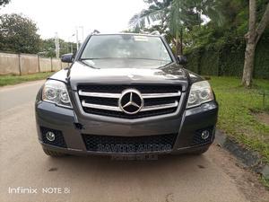 Mercedes-Benz GLK-Class 2010 350 4MATIC Gray   Cars for sale in Edo State, Benin City