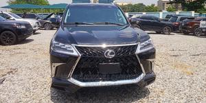 Lexus LX 2020 Black   Cars for sale in Abuja (FCT) State, Central Business District