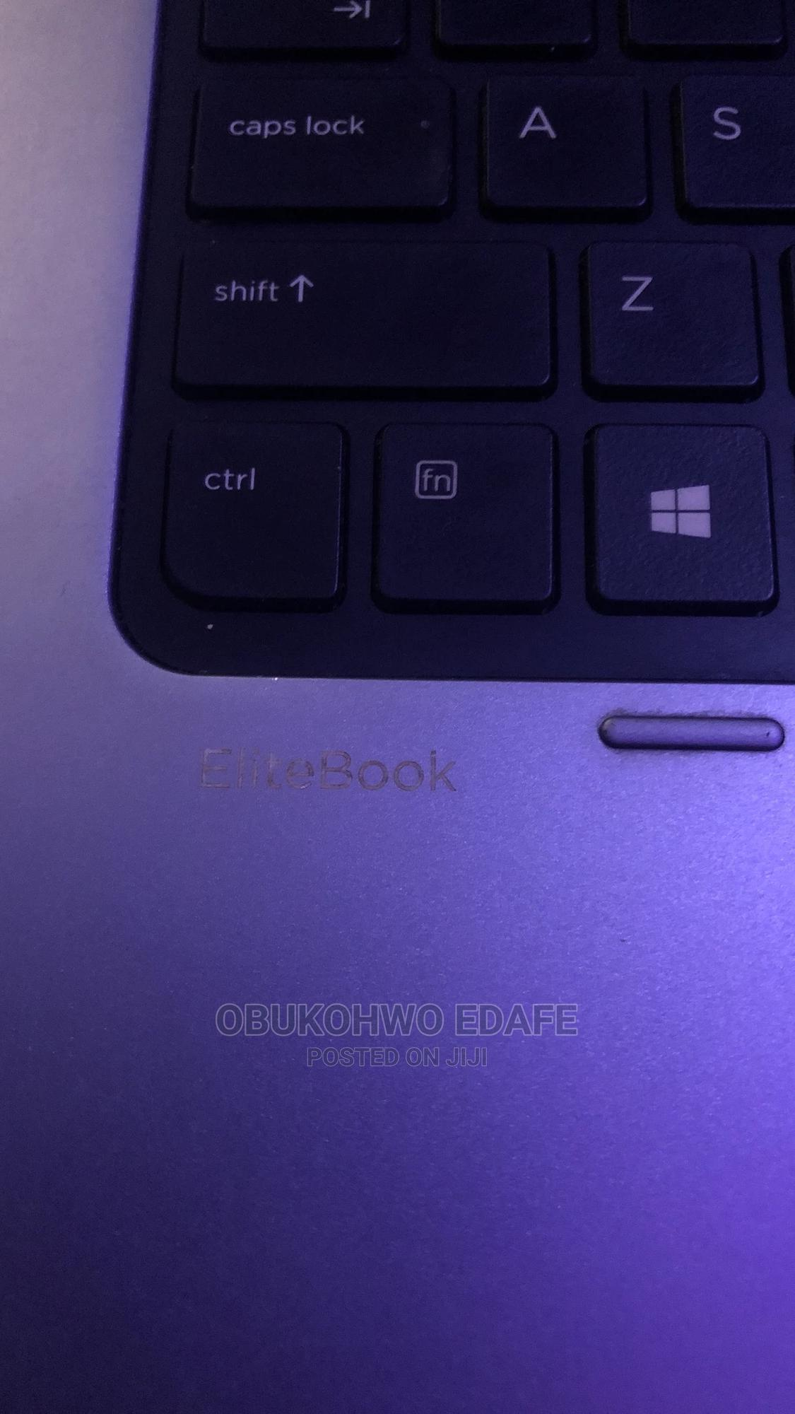 Archive: Laptop HP EliteBook 840 8GB Intel Core I7 HDD 500GB