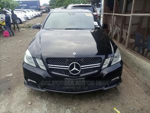 Mercedes-Benz E350 2012 Black   Cars for sale in Lagos State, Amuwo-Odofin