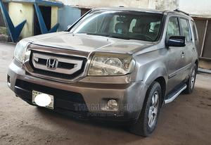 Honda Pilot 2009 Silver | Cars for sale in Lagos State, Lagos Island (Eko)