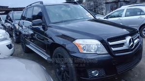 Mercedes-Benz GLK-Class 2010 350 4MATIC Black   Cars for sale in Lagos State, Isolo
