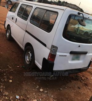 2007 Nissan Urvan Bus Petrol Manual | Buses & Microbuses for sale in Lagos State, Ojodu