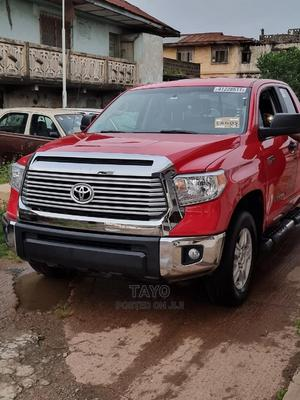 Toyota Tundra 2008 Double Cab Red   Cars for sale in Oyo State, Ibadan