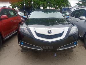 Acura ZDX 2011 Black | Cars for sale in Lagos State, Amuwo-Odofin